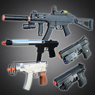 Competition Shadow Ops Sniper Rifle Airsoft Gun Game Play Air Soft NEW