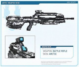 halo battle rifle in Video Games & Consoles