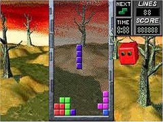 Tetris Worlds Nintendo Game Boy Advance, 2001