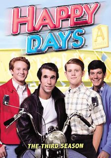 Happy Days   The Complete Third Season DVD, 2007