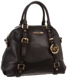 Michael Kors Bedford Womens Bowling Satchel Handbag Purse