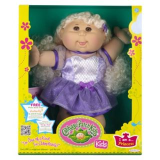 Cabbage Patch Kids Caucasian Blonde Girl Princess product details page