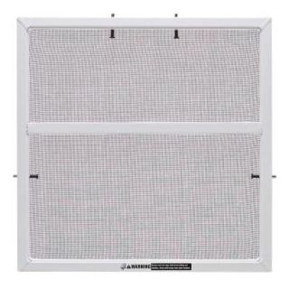 JELD WEN 32 in. x 46 in. Double Hung Wood Window Insect Screen 479574
