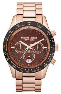 Michael Kors Large Layton Chronograph Watch