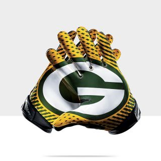 Nike Vapor Jet 2.0 (NFL Packers) Mens Football Gloves