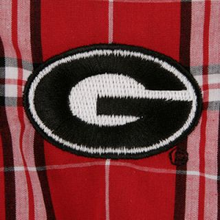 Georgia Bulldogs Mens Elite Boxer Shorts