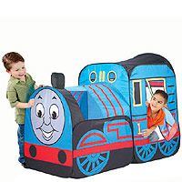 Thomas the Tank Vehicle Indoor Play Tent with Annie and Clarabel