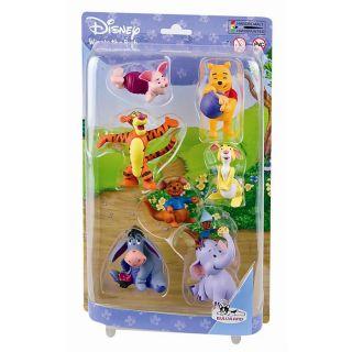 Boite Cadeau 7 Figurines Winnie LOurson   Achat / Vente FIGURINE