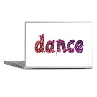Ballet Gifts  Ballet Laptop Skins  Dance Glitter Laptop Skins