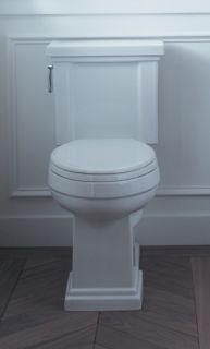 Kohler K 4733 0 Glenbury Quiet Close Elongated Toilet Seat (White