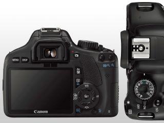 Canon EOS 550D   Cámara Réflex Digital 18.1 MP (Cuerpo) (importado