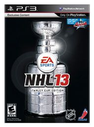 NHL 13 Stanley Cup Collectors Edition for PlayStation 3  GameStop