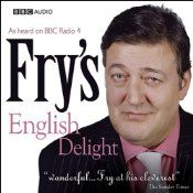 Frys English Delight   Current Puns Audio Book  Stephen Fry