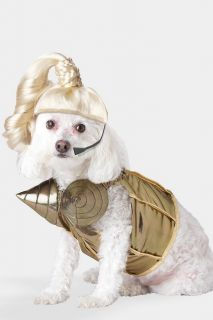 Pop Queen Dog Costume   Urban Outfitters
