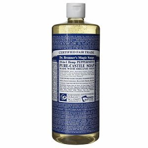 Buy Dr. Bronners 18 in 1 Hemp Pure Castile Soap, Peppermint & More