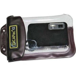 DiCAPac WP 710 Alpha Underwater Waterproof Digital Camera Housing Case