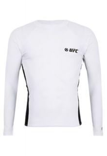 Camiseta UFC Lycra UFC Logo Branca   Compre Agora  Dafiti