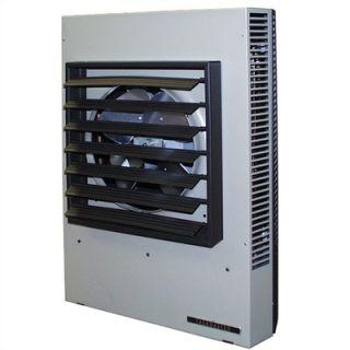 TPI 60/45 kW Horizontal/Vertical Fan Forced Heater w/ 240/208V Motor