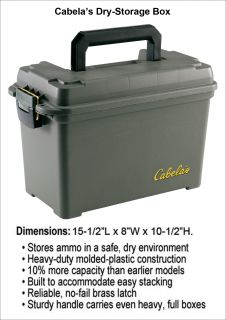 FREE Dry Storage Box. A $14.99 value. Click here to view image.
