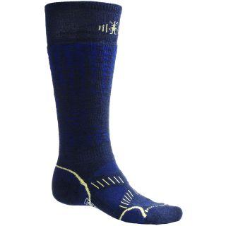 SmartWool PhD Ski Socks   Merino Wool, Medium Cushion (For Men and