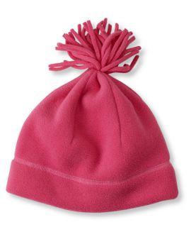 Girls Trail Model Fleece Pom Hat Hats and Neckwarmers  Free
