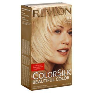 revlon beautiful color permanent hair ultra light sun