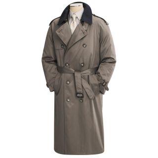 Lauren by Ralph Lauren Double Breasted Trench Coat (For Men)   Save 44