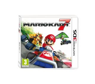 NINTENDO Mario Kart 7   for Nintendo 3DS Deals  Pcworld