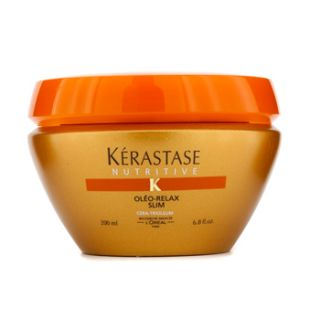 Kerastase Nutritive Oleo Relax Slim Masker Melembutkan ( Rambut Kering