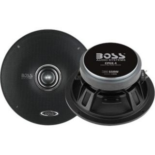 BOSS AUDIO 8 Mid Bass Woofer Pro Speaker 4 OHM CPG8.4 in Car Speakers