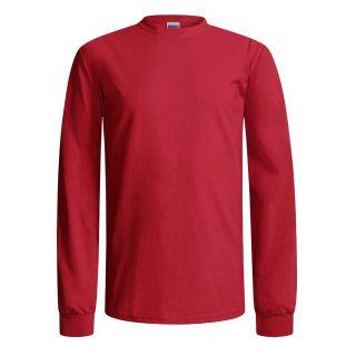 (pg 2) of Gildan Cotton T Shirt   Long Sleeve (For