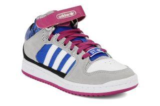 Decade mid st w Adidas Originals (Blanc)  livraison gratuite de vos