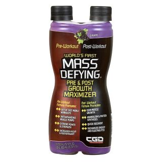 Complete Genetic Defiance Mass Defying™ Pre & Post Growth Maximizer