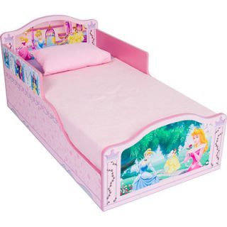 Disney Princess Wooden Toddler Castle Bed  Meijer