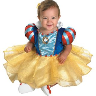 Disney Snow White Infant Costume   Size 12 18 Months  Meijer