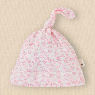 newborn   layette   Burts Bees Baby bee maze knit hat  Childrens