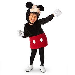 Mickey Mouse  Mickey & Friends  Costumes & Costume Accessories