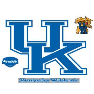 Fathead University of Kentucky Logo Vinyl Wall Graphic  Meijer
