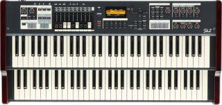 Hammond SK 2 Dual Manual Keyboard Organ, 61 Key at zZounds