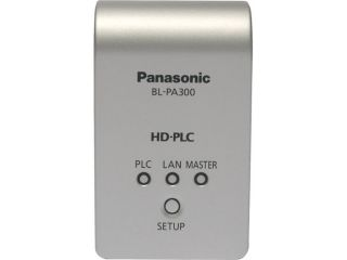 Panasonic BL PA300A   HD PLC Ethernet Adaptor   Overview