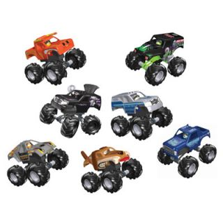 nex Monster Jam Grave Digger, Mohawk Warrior, Afterburner, Maximum