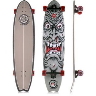 Skate Longboard Santa Cruz Big Wave Rob Shark   42,3   Colorido