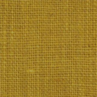 Burlap Lemon Yellow   Discount Designer Fabric   Fabric