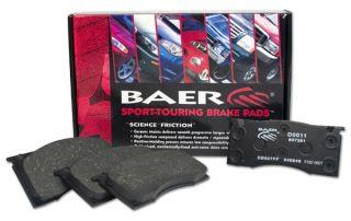 Baer Sport Touring Brake Pads Baer Sport Touring Brake Pads