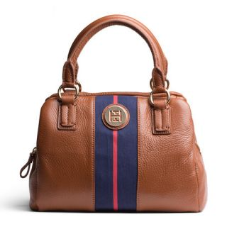 Tommy Hilfiger TH Logo Satchel   Official Tommy Hilfiger® Store!