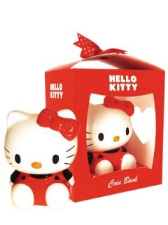 Hello Kitty Coin Bank Littlewoods