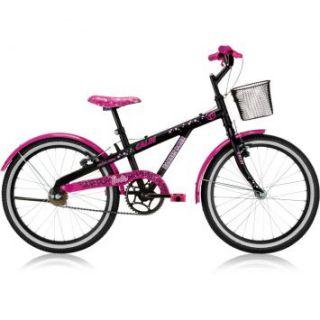 Bicicleta Caloi Barbie Aro 20 vai proporcionar grandes momentos para