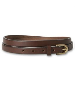 Skinny Belt  Eddie Bauer