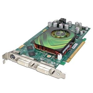 NVIDIA GeForce 7900GS 256MB DDR3 PCI Express (PCIe) Dual DVI GeForce