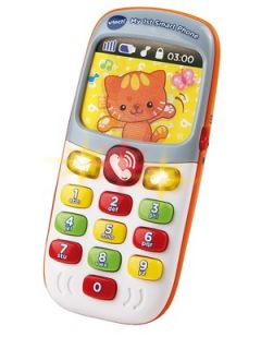 Vtech Baby Learning Smart Phone. Babys first mobile phone. 10 light